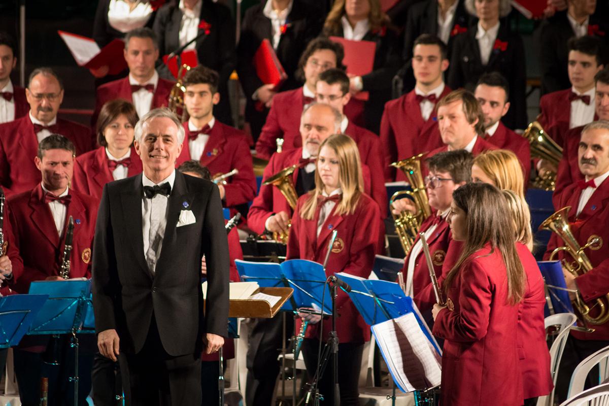 40° Concerto di Natale CFL